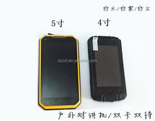 ip68 waterproof rugged mobile phone with CE certificate CCT-S9