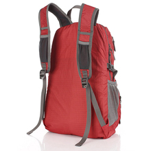 Ultra slim outdoor waterproof climbing hiking bag backpack