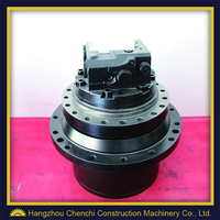 TM22 Excavator hydraulic spare parts gearbox assy drive case travel motor for SK130/140,PC135/150
