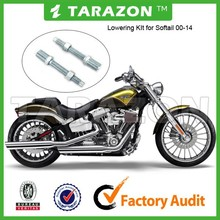 Hot sale adjustable Rear Lowering Kit for Harley Davidson Softail