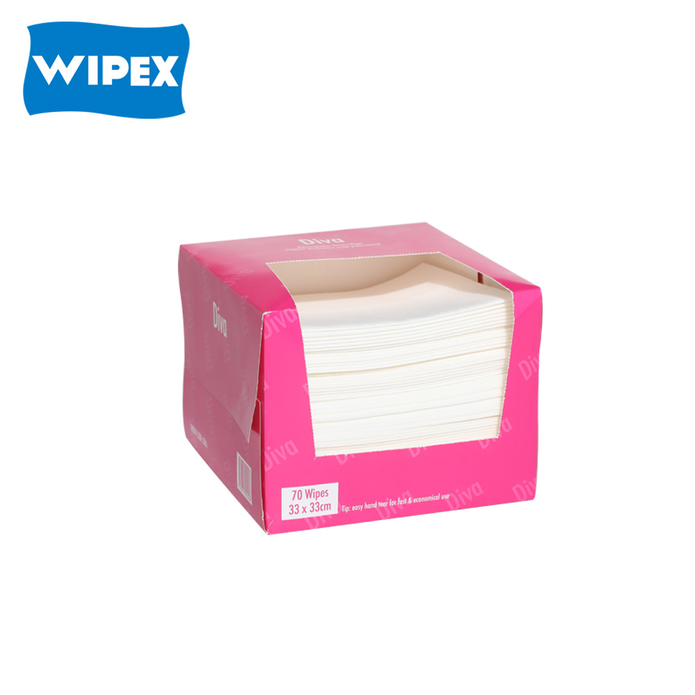 nonwoven hand cleaning towel