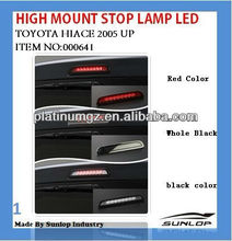 toyota hiace parts #000641 toyota hiace High Mount Stop Lamp LED for hiace van,KDH 200,commuter