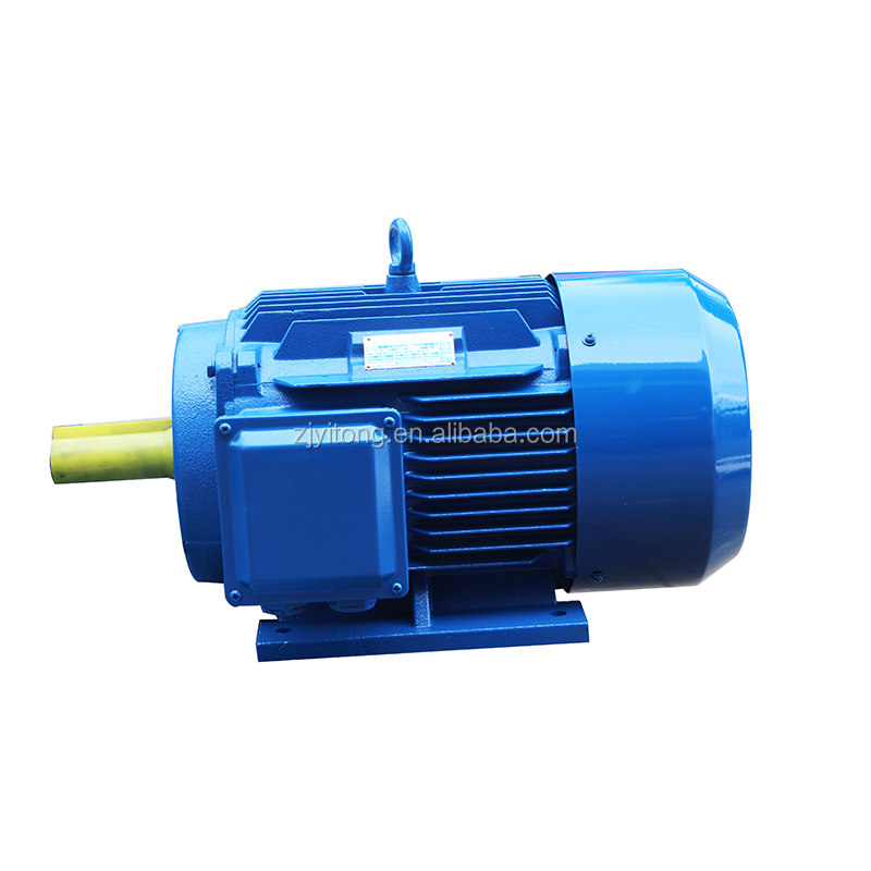 China factory 3 phase 20hp electric motor 220v 50Hz manufacturer