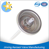 body aerosol spray can valve factory