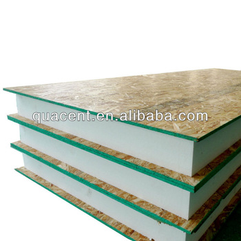 Osb sips structural insulated panel buy osb sips sip for Sip panels buy online