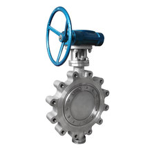 Seat Seal dn100 Lug Type Flange Butterfly Valve Price List