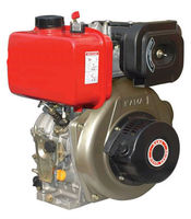 10HP Small Single Cylinder Diesel Engine for Sale