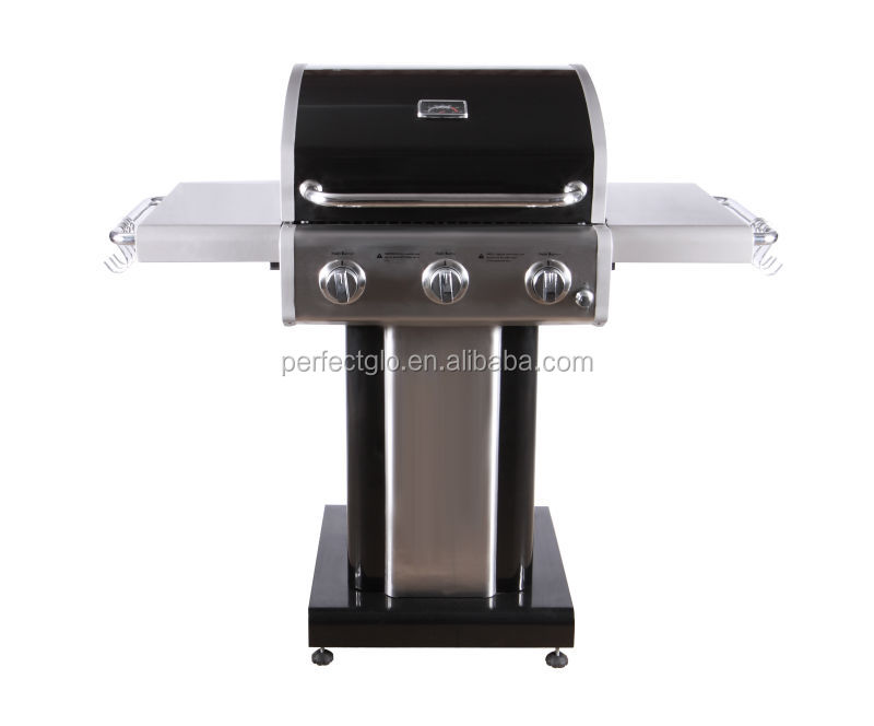 Aluminum Commercial barbecue gas grill(PG-4030400L)