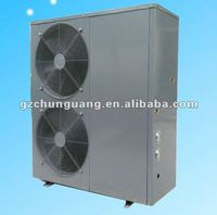 Heat Pumps for Heating Swimming Pools