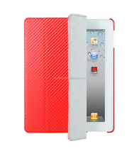Ultraslim Carbon fiber case for Apple new ipad(3rd generation)