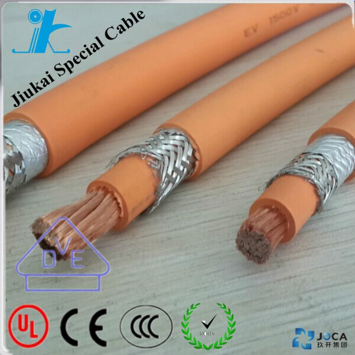 TPE insulation 3*2*0.5 mm2 power plant festoon trolley cable