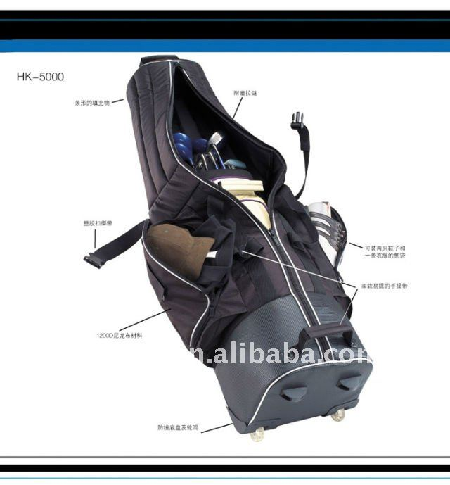 HK-5000 Fashional Golf air bag