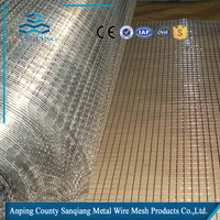 Alibaba express 2016 new products galvanized welded wire mesh factory