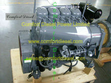 deutz F3L912 air cooled diesel engine 24kw/1500rpm 29kw/1800rpm 36kw/2300rpm 38kw/250for concrete pump generator set and tractor