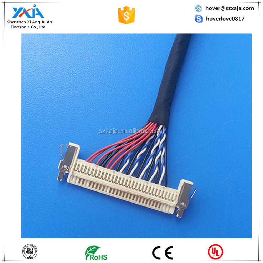 New Arrival China Factory OEM/ODM Cabo Flat G7-2000 Series Dd0r39lc000 Cabo Tela Notebook lvds cable