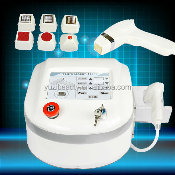 Fractional RF Firming Skin Theramgic Skin Smooth Beauty Instrument