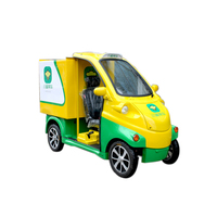 New Product 4 Wheel Freight Wagon Electric Logistics Vehicle 2018 hot sale new energy pure electric city logistics vehicle Facto