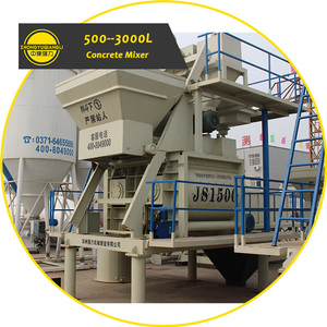 Diesel Mobile Concrete Mixer with High Quality and CE