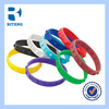 Promotional gifts custom wrist band / sport silicon wristband / silicon energy bracelet