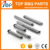 Stainless steel gas clothes laundry dryer 50mm Straight tube burners