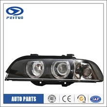 China auto car crystal lamp head light For BMW E39 1995-2002
