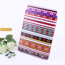 Customized OEM designed folk style pu leather pouch case for ipad mini accessories