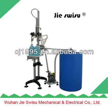 Manual small-scale liquid filling machine,liquid filled ball