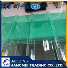 GE SABIC corrugated self clean polycarbonate sheet
