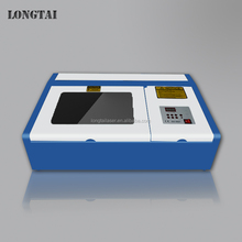 Cheap price portable 40W laser engraver Co2 laser rubber stamp engraving machine