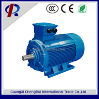 low vibration three phase 750w 1hp universal motor