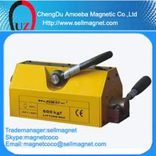 electro lifting magnet for lifting steel plates