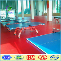 Best PVC Sports Flooring for sale Table Tennis Sports Floor