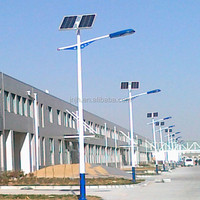 IP65 High power 60W solar led street lamp
