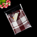 wholesale cheap Clear Plastic clothes packaging bags