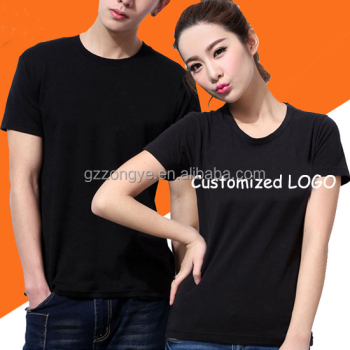OEM service supply type O-neck printing T-shirt China manufacturers