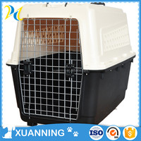 high quality pet travel box dog air carrier pet flight carrier