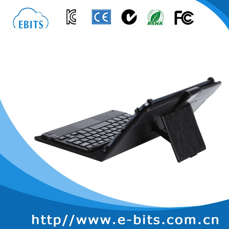 2016 new product for iPad Air 2 Keyboard Case, Detachable Wireless Bluetooth Keyboard Folio Flip 360 Degree Rotating St