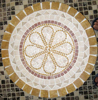 Marble Mosaic Table Top (Direct Factory + Good Price)