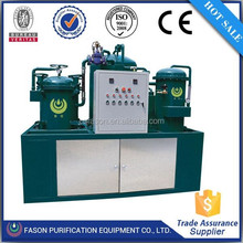 Professional Used Black Automobile Hydraulic Oil Purifier Machine