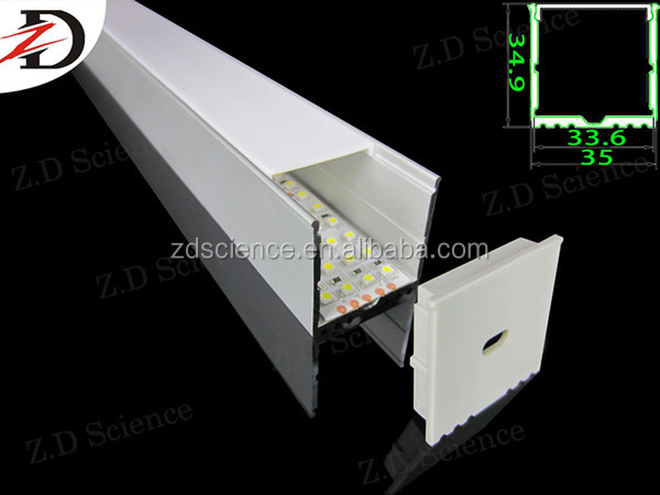 Aluminium Extrusion for Ceiling