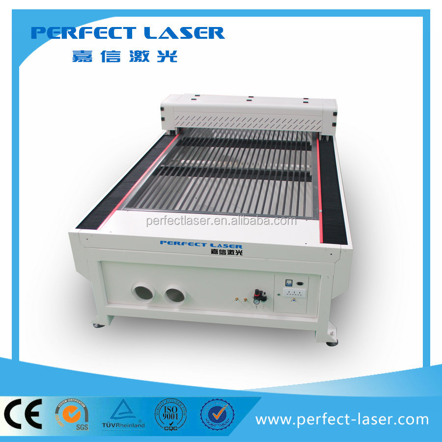 150W laser power PEDK-130250M wood/plywood engraving cutting machine with prefect performance