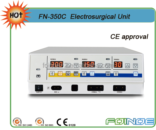 FN-350C CE approved Medical Surgical Diathermy Machine Hot Sale