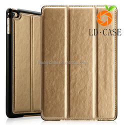 Paypal Accepted Business Style Leather Cover for Ipad Air Case Cover,cover case for Ipad 5 Case