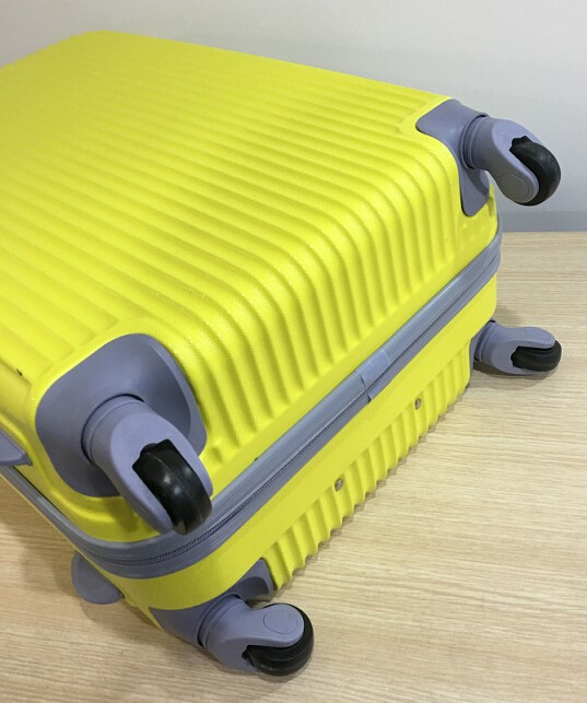 Classic ABS Luggage Bags Wheeled Customed Made Abs Cabin Bags