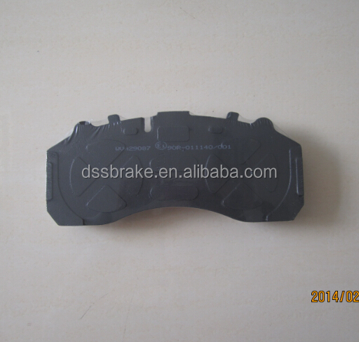 Auto Disc Brake Pad Back Plate D1190 for Citroen Xsara Peugeot Partner