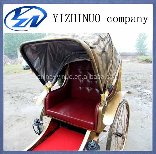 Hot sale new style rickshaw for passengers