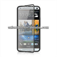 TPU Wrap Up Phone Case Cover For HTC One M7