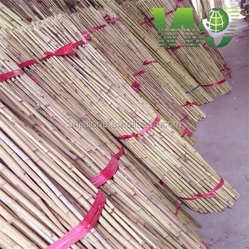 wy-C026 Bamboo Pole For supporting