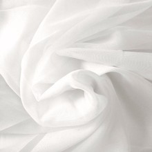 plain voile fabric with Lead band/flower printed organza fabric/lightweight polyester voile fabric