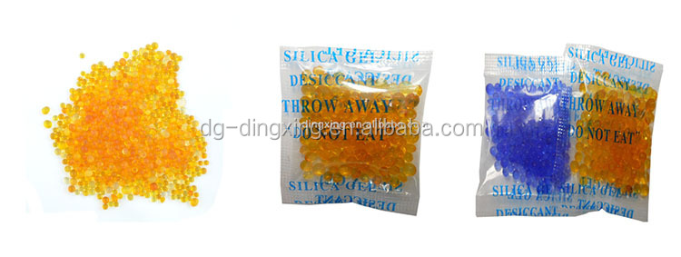 Canister Packing Medical Silica Gel Desiccant